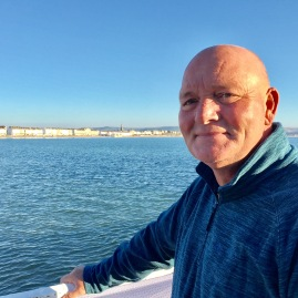 My Paul at Weymouth
